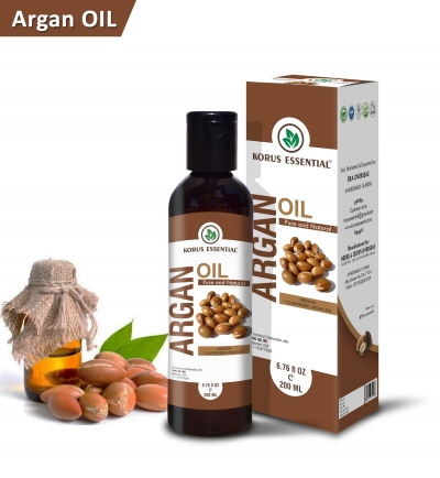 Pure Argan Oil 200ml Pack