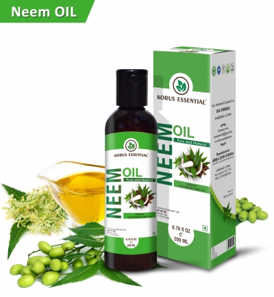 Pure Neem Oil 200ml Pack